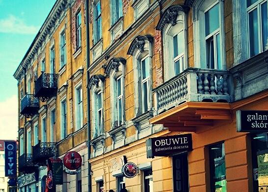 A Town in Poland, Shots by user Danielek