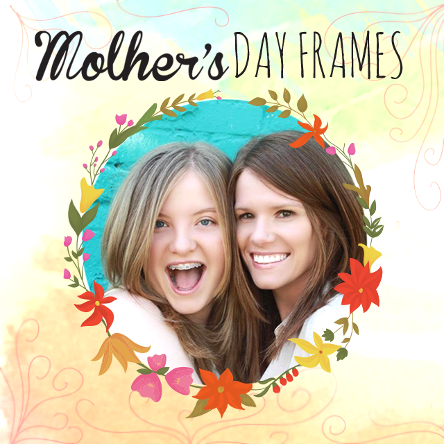 mothers day frames package - Mother Picture Frame