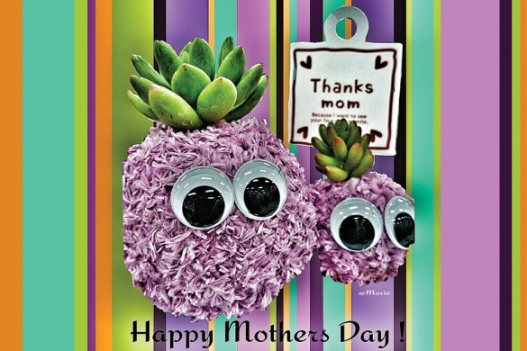 The Top 10 Mother's Day Cards from the Graphic Design Contest