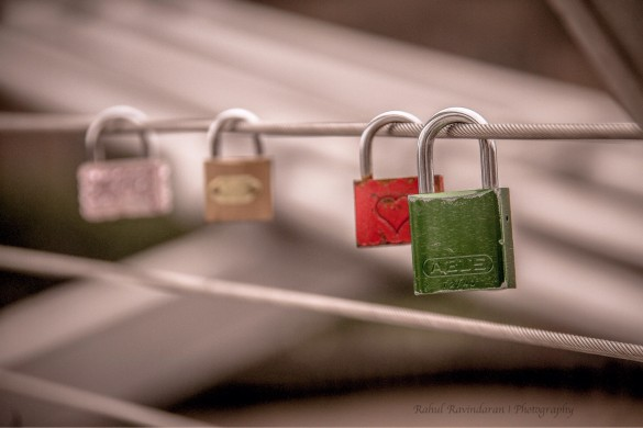 Security and Rust: Photos of Locks by PicsArtists