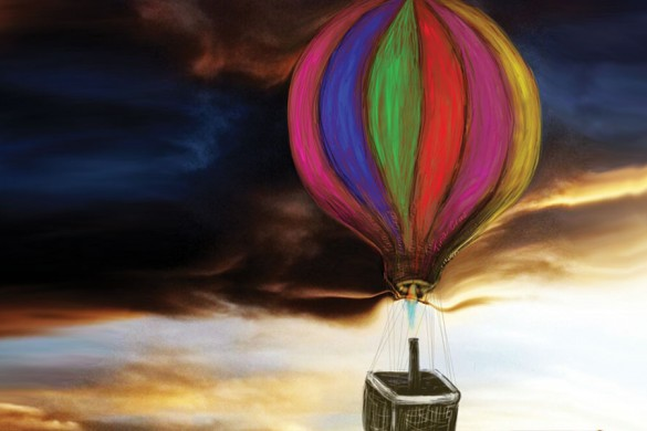 Top 10 Hot Air Balloon Drawings from the Drawing Challenge