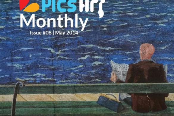 Dive into the May Issue of PicsArt Monthly Art Magazine