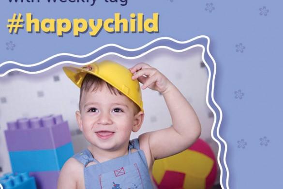 Share Photos of Happy Children for International Children's Day! #happychild