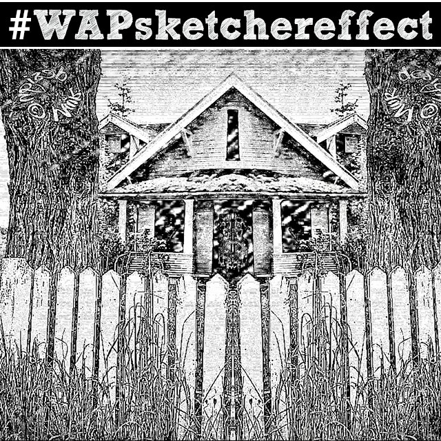 sketcher effect photo editing contest