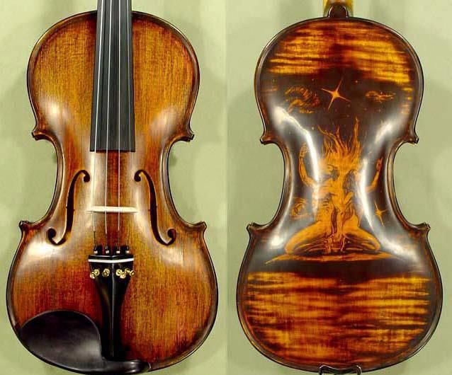 violin pictures gallery