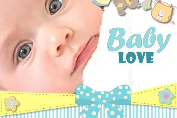 Go Gaga for New Baby Love Clipart!