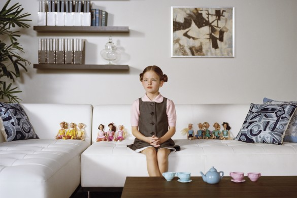 Interview: Aaron Ruell's Perfect Suburban Vignettes