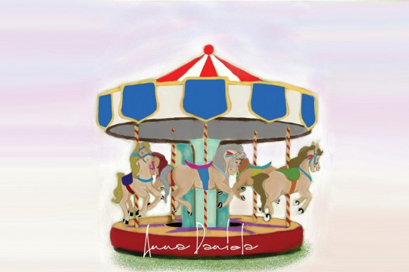 Top 10 Drawings from the Carousel Drawing Challenge