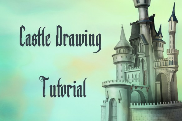 How to Draw a Castle Using PicsArt Drawing Tools