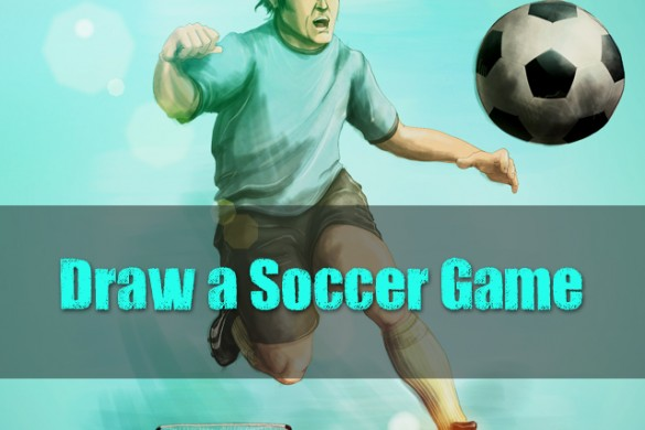 Draw Soccer for the 2014 World Cup in this Week's Contest