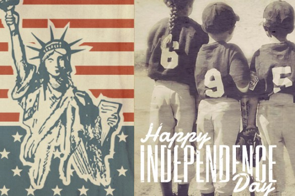 Celebrate the 4th of July with Independence Day Clipart and Frames