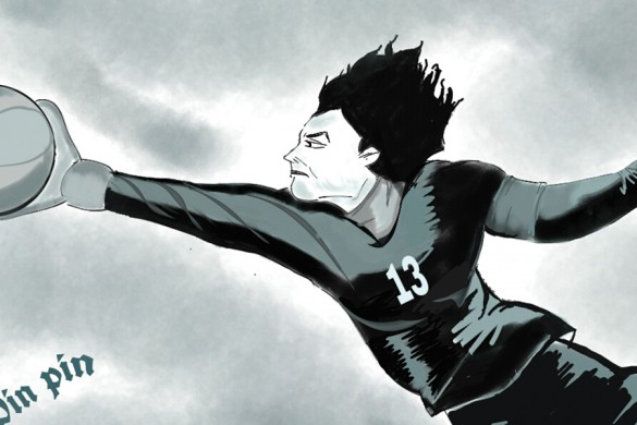 10 Winning Soccer Drawings from the Drawing Challenge