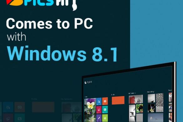 PicsArt Arrives on Windows 8.1 Desktops, Notebooks & Tablets!