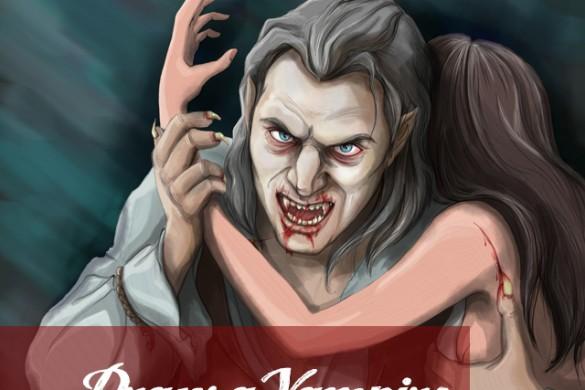 Use PicsArt Drawing Tools to Bring to Life a Terrifying Vampire!