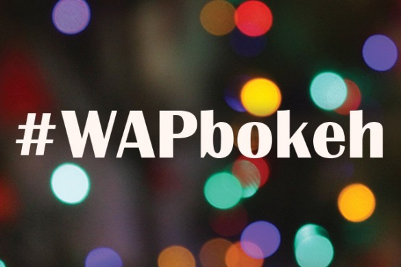 Use PicsArt Bokeh for the Weekend Art Project!