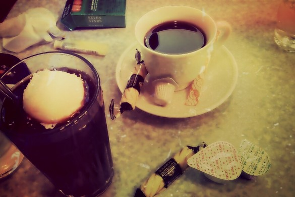 Raise a Cup of Coffee to these Shots Users Took in Cafes