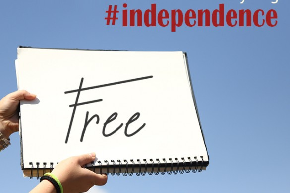Celebrate Your Independent Style with Weekly Tag #independence
