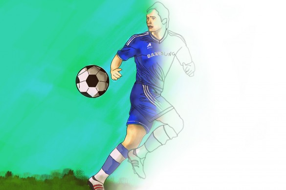 PicsArtitsts Share Soccer Drawing Tutorials