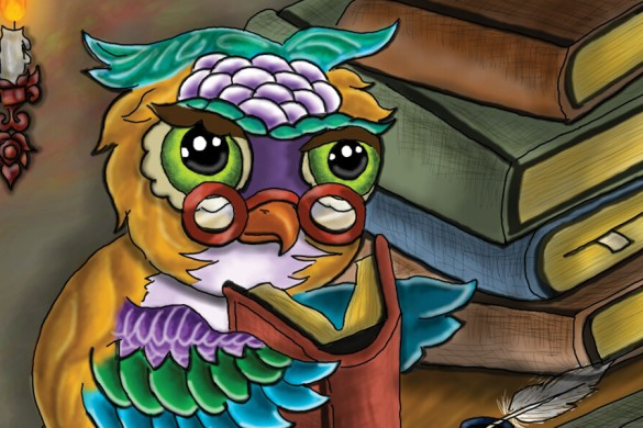 These 10 Winning Owl Drawings Will Send You Flying