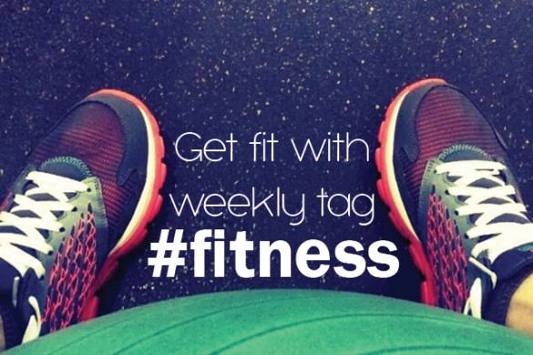 Share Your Exercise Workout with the Weekly Tag #fitness