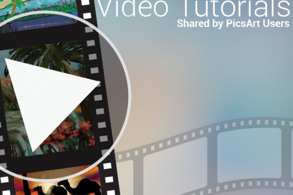 PicsArtists' Oasis Video Drawing Tutorials with Video Export Feature