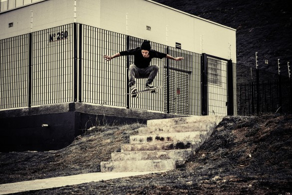 Users Share Their Best Summer Skate Shots with #Skateboard