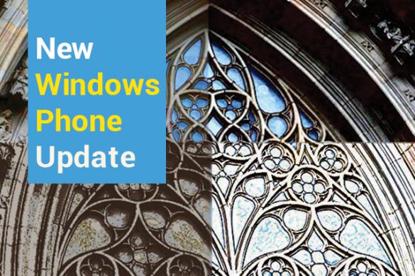 Windows Phone Update Offers 20 New Effects & Shape Crop