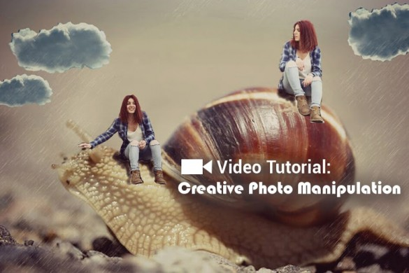 Go for a Snail Ride! Create Awesome Visual Fantasies with PicsArt