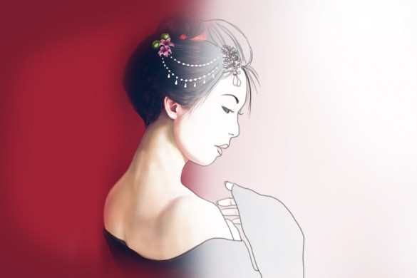 Users Share Drawing Tutorials from the Geisha Drawing Challenge