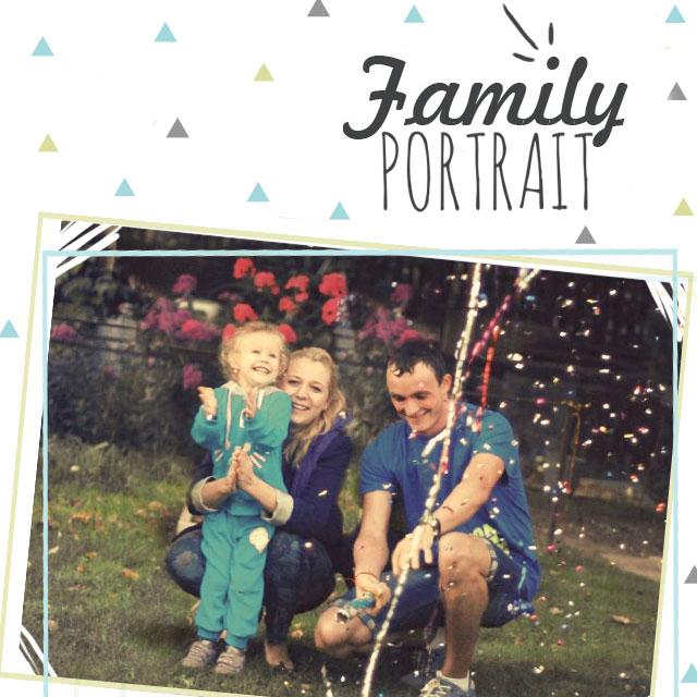 family portrait frames