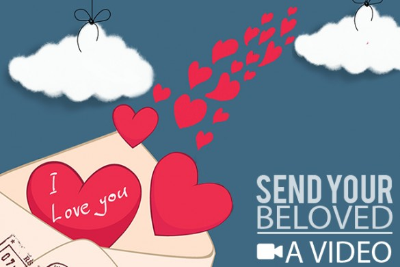 Use PicsArt's Video Export to Share Love Messages with #lovemessage