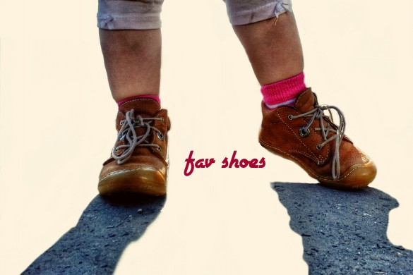 Users Share Their Finest Footwear with #myfavshoes