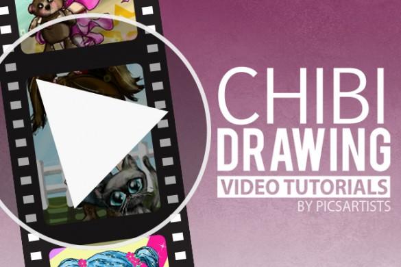 Users Share Chibi Girl Video Tutorials