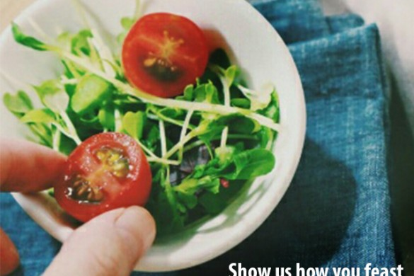 Serve Up Some Delicious Healthy Food with #healthymeal