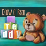 Draw a Teddy bear with picsart