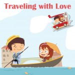 Traveling with Love Clipart from picsart shop