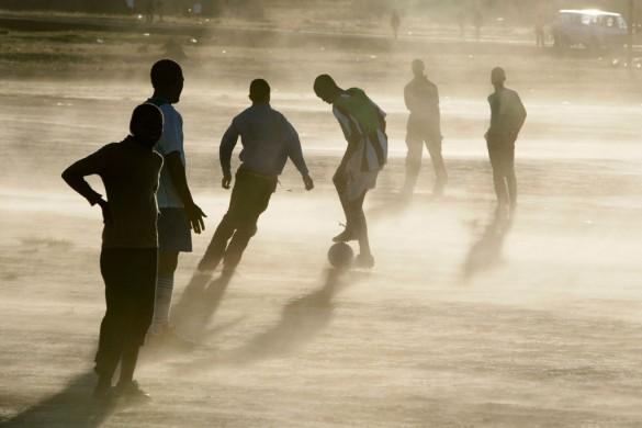 28 Countries, 13 Months: Levon Biss Captures International Football
