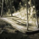 Wood swing photo