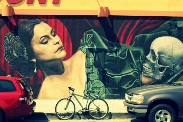 Street Art Photography: Urban Jungle