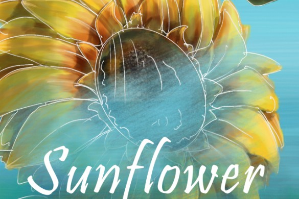Step by Step Tutorial: How to Draw a Sunflower with PicsArt Drawing Tools