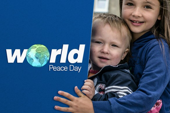 PicsArtists Around the World Celebrate International Peace Day