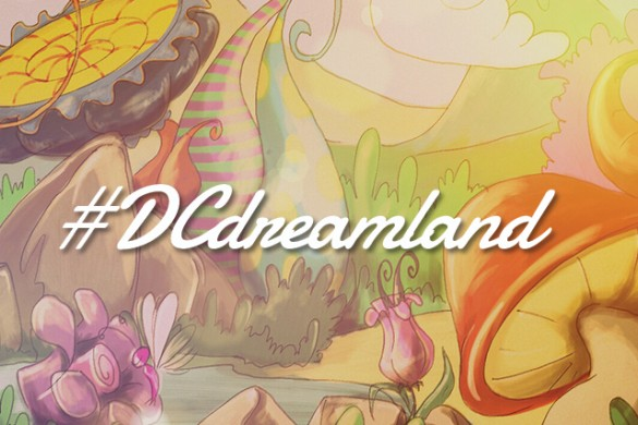 Create a Fantastical Landscape for Our Dreamland Drawing Challenge