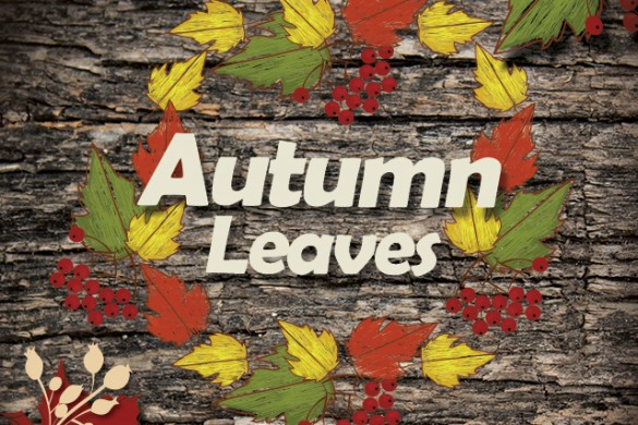 Download Autumn Leaves Clipart and Backgrounds