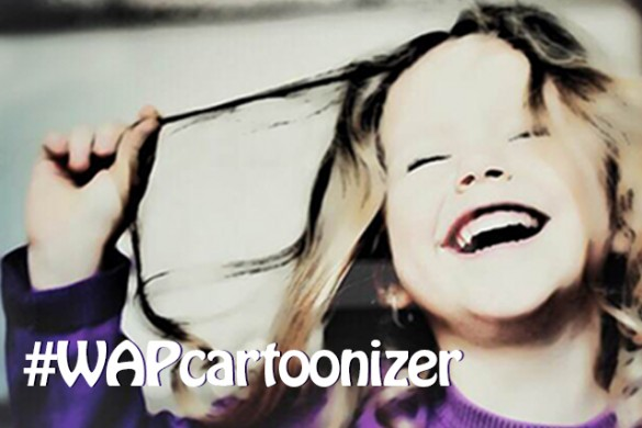 Use the Cartoonizer Effect for the Weekend Art Project