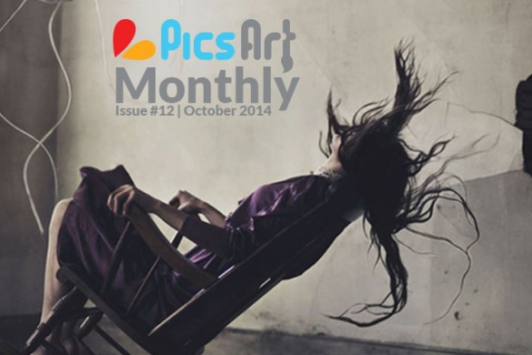 October Issue of PicsArt Monthly: The Perfect Way to Spend a Few Hours