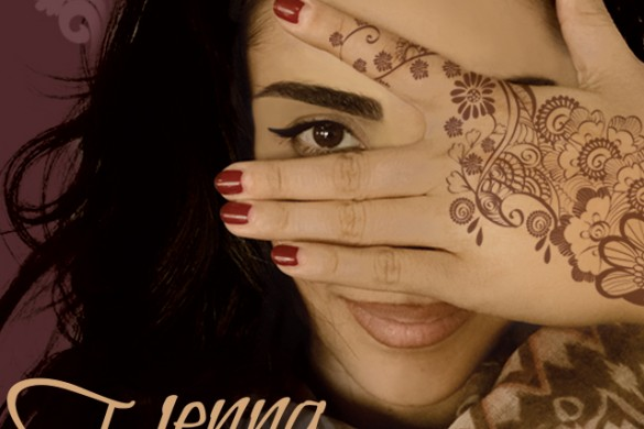 Now Available: Henna Art Clipart Package