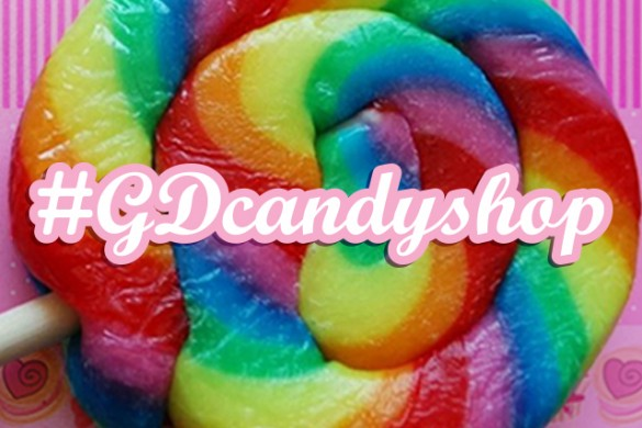 Enter Our Graphic Design Contest with a Candy Shop Poster