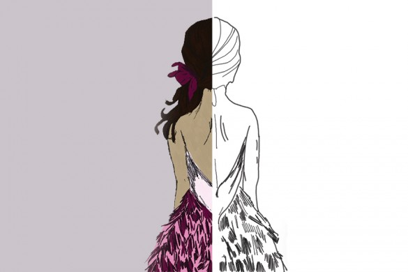 Users Share Fashion Sketch Drawing Tutorials