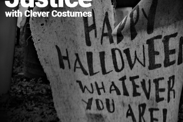 Doing Halloween Justice with Clever Costumes