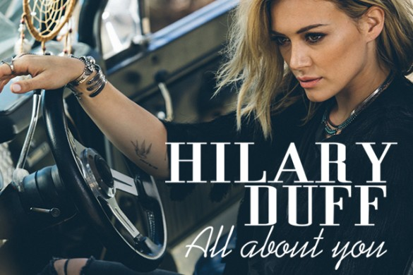 """Don't Miss Your Chance to Download """"All About You"""" Clipart and Frame Package Inspired by Hilary Duff"""